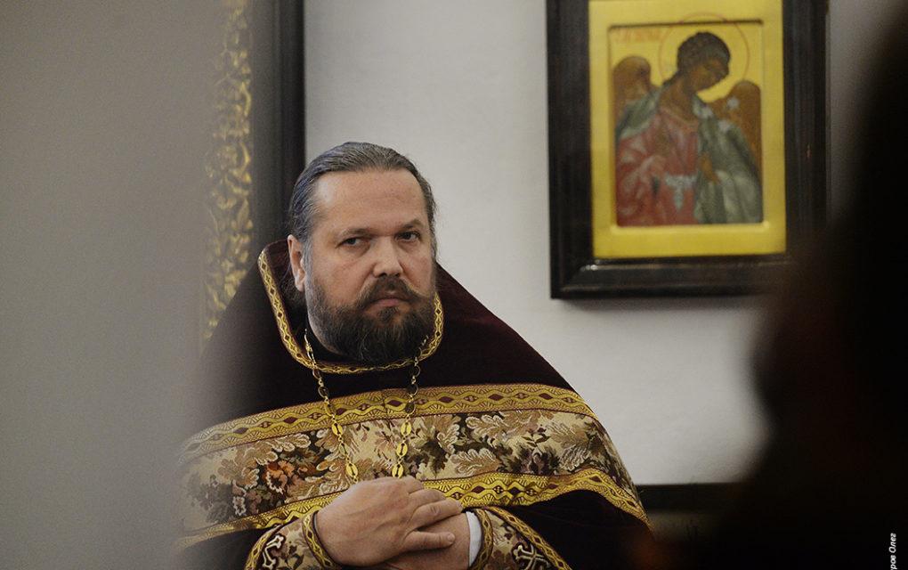 Иерей Игорь Иванов